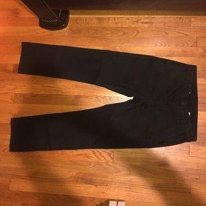 Black LEVI pants